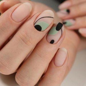 Фото маникюра — современный дизайн, лучшие идеи и основные тенденции стильного украшения ногтей (125 фото)