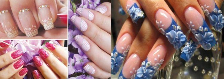 Красивые ногти — лучшие идеи как получить красивые и здоровые ногти в домашних условиях (150 фото)