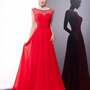 Красное платье — лучшие модели, советы как выбрать и кому подходят лучше всего платья красного цвета (145 фото)