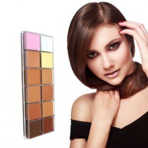 Макияж лица: пошаговое описание как нанести макияж правильно в домашних условиях (100 фото и видео)