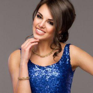 Макияж под платье — как правильно подобрать стильный макияж. 110 фото и важные советы для начинающих