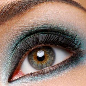 Макияж тенями — пошаговое описание как нанести правильно красивый и стильный макияж при помощи теней (130 фото)