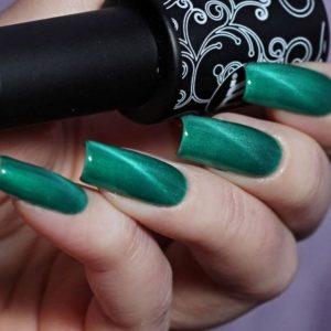 Маникюр кошачий глаз — идеи актуального дизайна ногтей и варианты создания яркого стиля (135 фото)