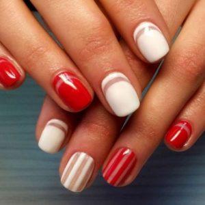 Маникюр на короткие ногти — трендовые идеи, особенности выбора дизайна и выбор цвета (90 фото)