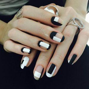 Маникюр зима 2019 — актуальные сочетания и варианты дизайна ногтей зимнего сезона (155 фото)