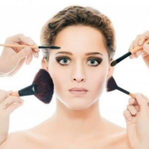 Основы макияжа — секреты профессионалов и базовая техника нанесения макияжа (100 фото и видео)