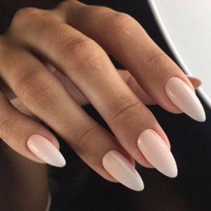 Овальный маникюр — оригинальные идеи украшения ногтей и лучшие решения овальной формы (80 фото)