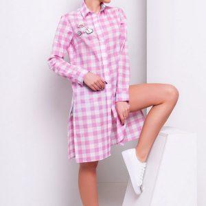 Платье-рубашка — с чем и как правильно носить, стильные образы и актуальный дизайн (110 фото)