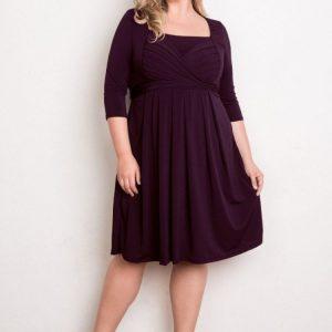 Платья для полных — лучшие фасоны, современные модели, правила и сочетания лучших нарядов (120 фото)