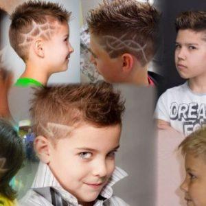 Прически для мальчиков — выбор стиля, рекомендации по подбору стрижки и особенности укладки (145 фото)