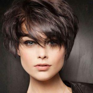 Прически на короткие волосы — как подстричься стильно и подобрать самые оригинальные варианты причесок (115 фото)
