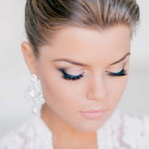Свадебный макияж — профессиональные решения, красивые идеи и особенности нанесения (110 фото)