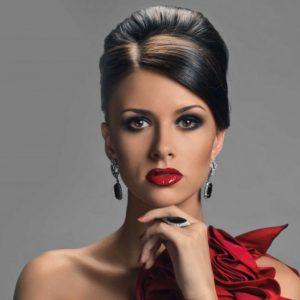 Вечерний макияж — секреты нанесения, лучшие идеи и советы по выбору цвета для красивого макияжа (105 фото)