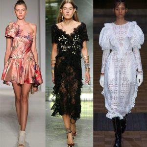 Модные платья — лучшие идеальные формы, сочетания, цвета и материалы этого сезона (125 фото)