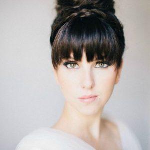 Вечерние прически — лучшие решения, стильные сочетания и актуальные сочетания для различных типов волос (110 фото)