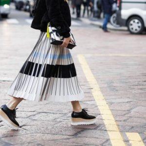 Юбки 2018 года — модные тенденции и стильные варианты ультрамодных сочетаний (110 фото и видео)