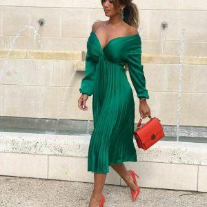 Шелковые платья 2021-2022: особенности, элегантные и красивые фасоны