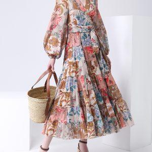 Платья с цветочным принтом 2021-2022: 6 модных тенденций этого года